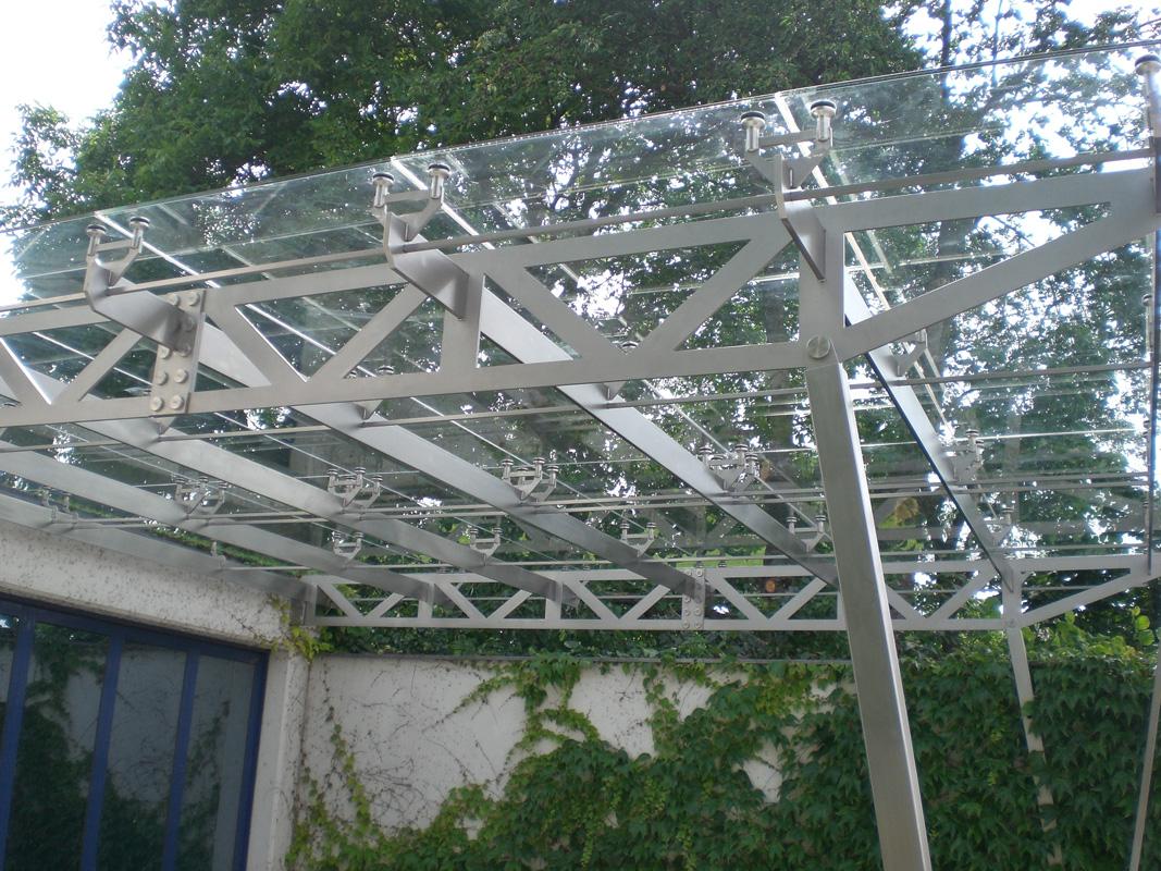 Metallbau sonnleitner carports vordächer