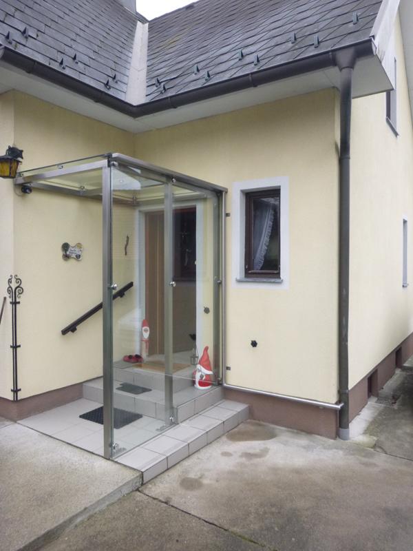 Super Metallbau Sonnleitner - Carports, Vordächer ZU24
